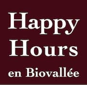 Happy Hours en Biovallée Logo